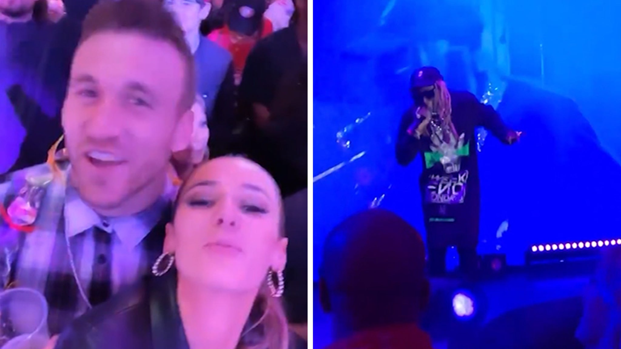 49ers Host Crazy Post-Super Bowl After-Party With Lil Wayne, DaBaby