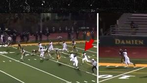 USC Recruit Keyan Burnett Chases Down Opponent 100 Yards, DK Metcalf Style!
