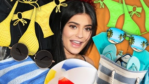 Kylie Jenner Aims to Conquer Swimwear and Beach Gear Business