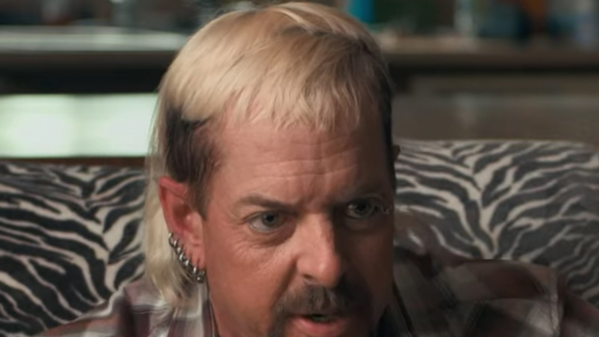 Joe Exotic Says His Cancer May Have Spread, He's 'Ready to Die'