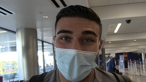 Boxer Tommy Fury Says He'll Fight Jake Paul and KO Him in 3 Minutes