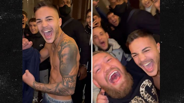 Conor McGregor Bros Down With Fan Who Tatted UFC Star's Face On Arm.jpg