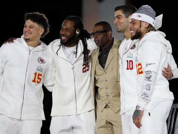 Super Bowl LIV Opening Night
