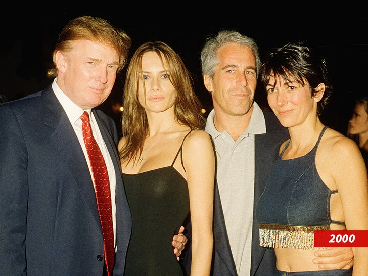 Ghislaine Maxwell Allegedly Revealed Epstein Had Tapes on Trump, Clinton 4