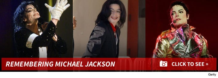 Michael Jackson Through The Years