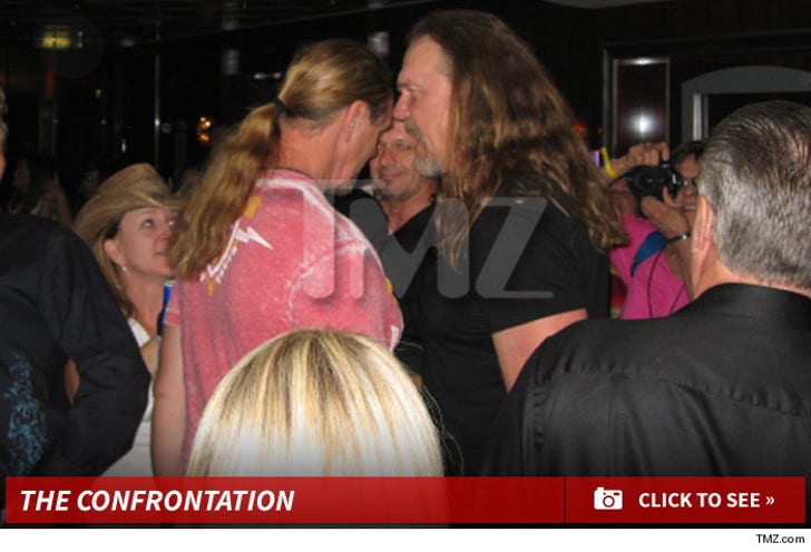 Trace Adkins Confronts Impersonator
