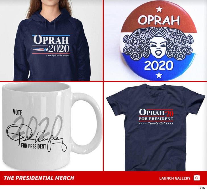 Oprah 2020 Merch on Etsy