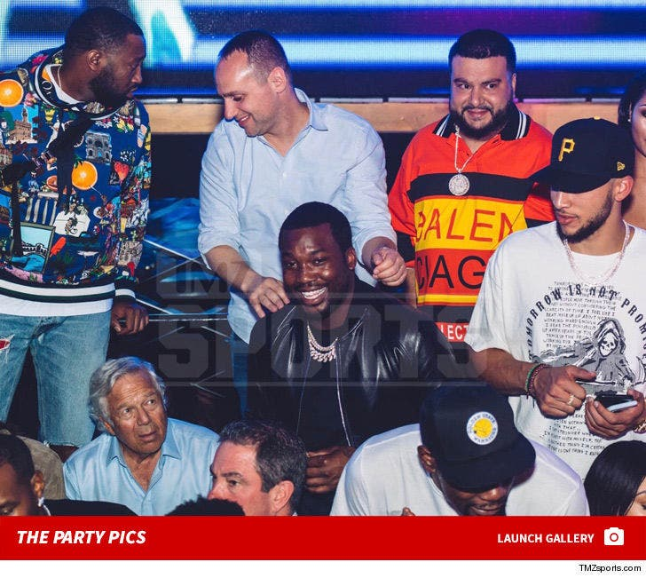 Ben Simmons and Michael Rubin Celebrate Their Birthdays in Vegas