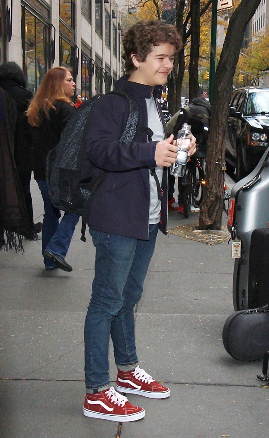 Kylie Jenner Wearing Vans Kylie Jenner Instagram