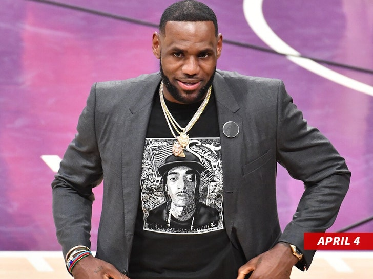 buy popular bfa6d 61d40 LeBron James Honors Nipsey Hussle with Custom Crenshaw Jersey