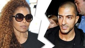 Janet Jackson Splits From Third Husband