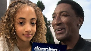 Scottie and Larsa Pippen's Daughter is Drafted to 'DWTS: Juniors'