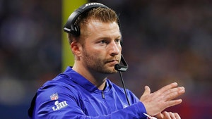 Sean McVay Says Rams Sucked In Super Bowl Because He 'Over-Prepared'