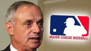 MLB Commish Rob Manfred Taking 35% Coronavirus Pay Cut, No Baseball = No Money