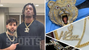 Top NFL Draft Picks Got Amazing Custom Jewelry to Honor Loved Ones