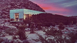 Demi Lovato Rents Famous 'Invisible House' in Joshua Tree