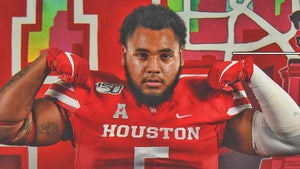 Houston Cougars Lineman Reveals 'Heart Complications' After COVID Battle