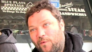 Bam Margera's Bentley Stolen, Crashed Into House During Police Pursuit
