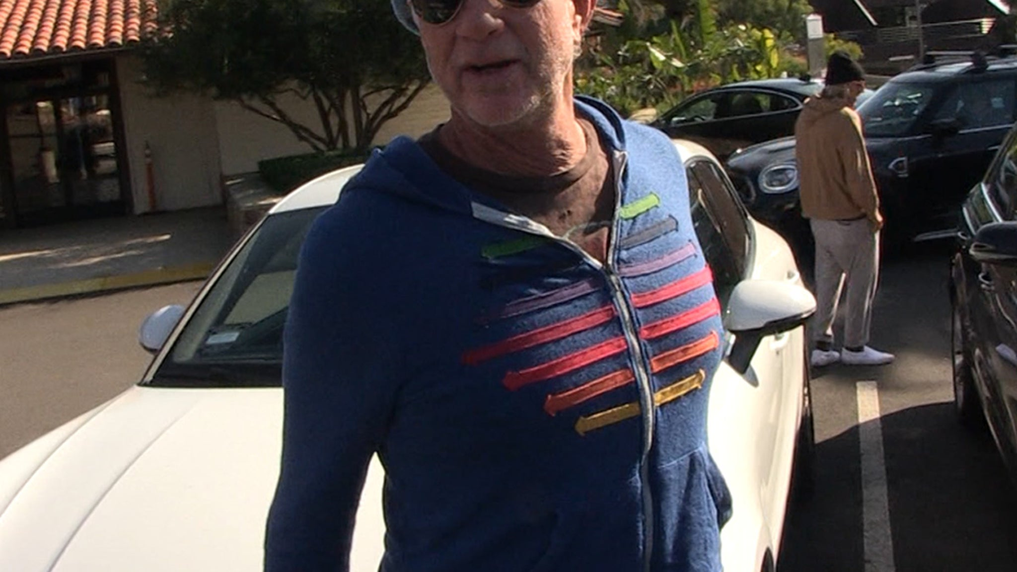 RHCP Drummer Chad Smith Lakers Will Be Fine Despite Bad Losses ... Everybody Chill Out!!!