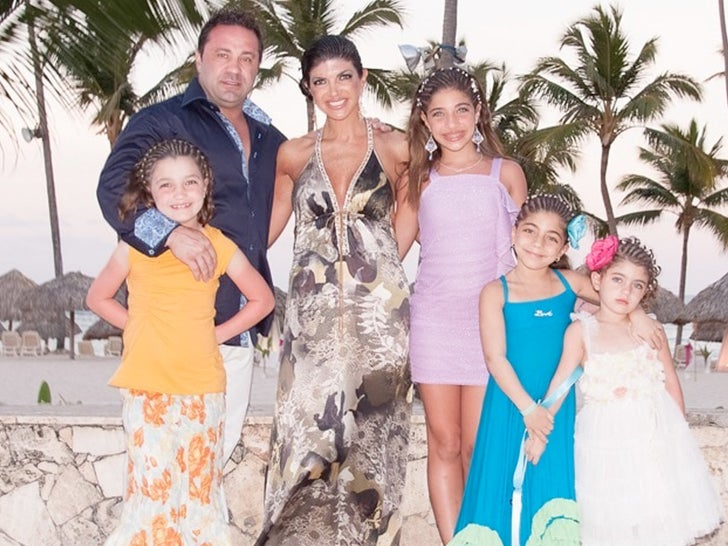 Teresa and Joe Giudice's Family Photos