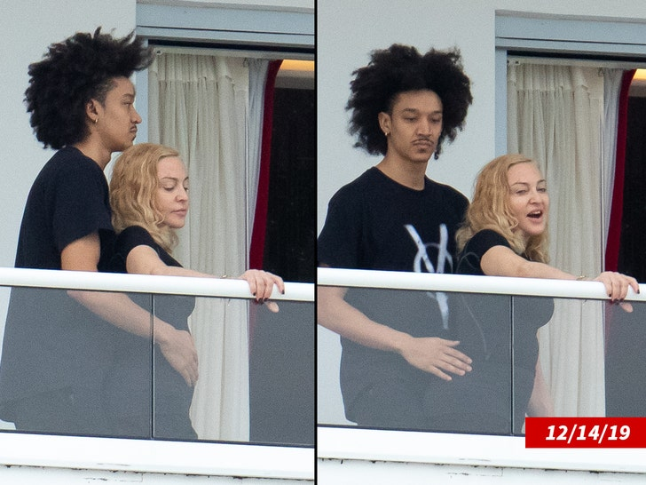 Madonna's Getting Serious with 25-Year-Old Boyfriend, His Dad Says - EpicNews