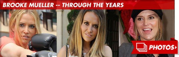 Brooke Mueller -- Through the Years