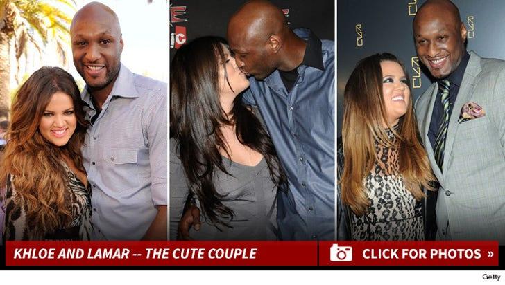 Khloe and Lamar -- Before the Split