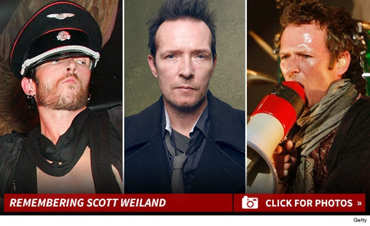 Remembering Scott Weiland