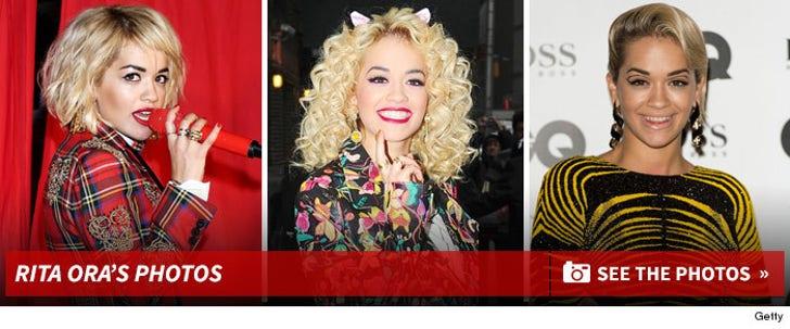 Rita Ora -- Through the Years