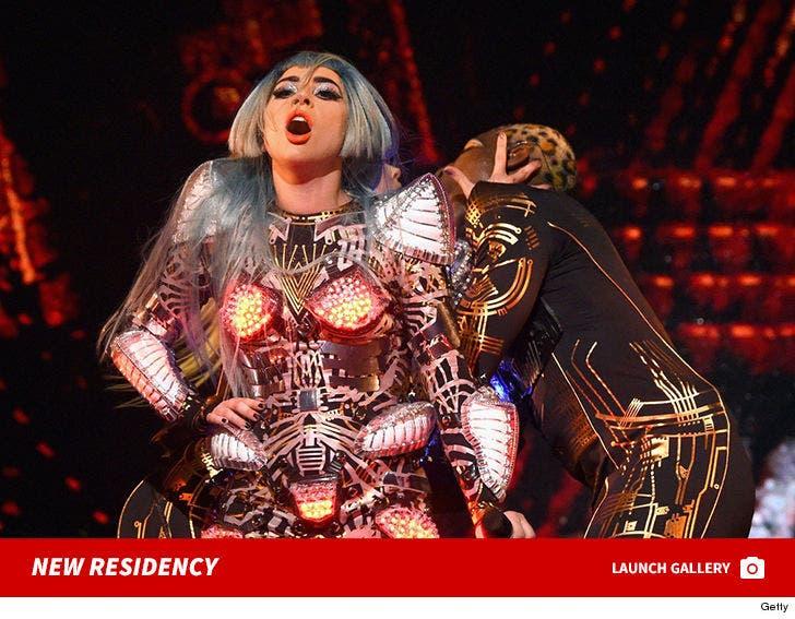 Lady Gaga's Las Vegas Residency