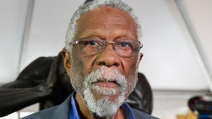 NBA Legend Bill Russell Rushed to the Hospital