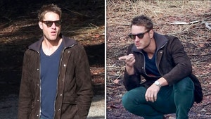 Justin Hartley Ditches Wedding Ring After Filing For Divorce