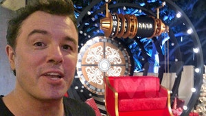 Seth MacFarlane Throws the Classiest Political Christmas Party Ever