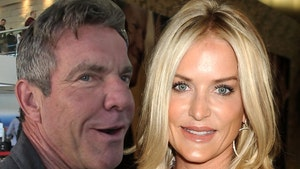 Dennis Quaid Wants Modification to Child Support Payments for Twins
