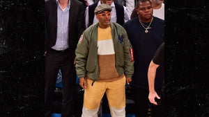 NY Knicks Fire Back At Spike Lee, You're Not A Victim!