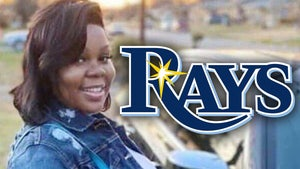 Tampa Bay Rays' Opening Day Statement, 'Arrest Cops Who Killed Breonna'