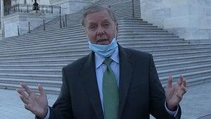 Sen. Lindsey Graham Says Kamala Fist Bump Is a Good Omen, But ...