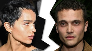 Zoë Kravitz Files For Divorce From Karl Glusman