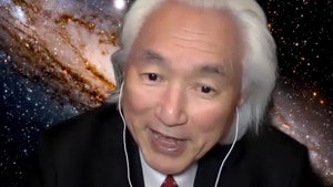 'Ancient Aliens' Dr. Kaku Says New UFOs a Sign of Highly Advanced Aliens, Possibly