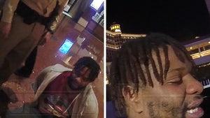 Vontaze Burfict 'Secret Pizza' Arrest Video Shows NFL Star Sobbing Outside Of Casino