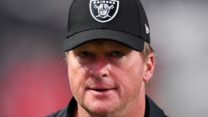 Jon Gruden Out As Raiders Coach After Reported Homophobic Slurs In Emails