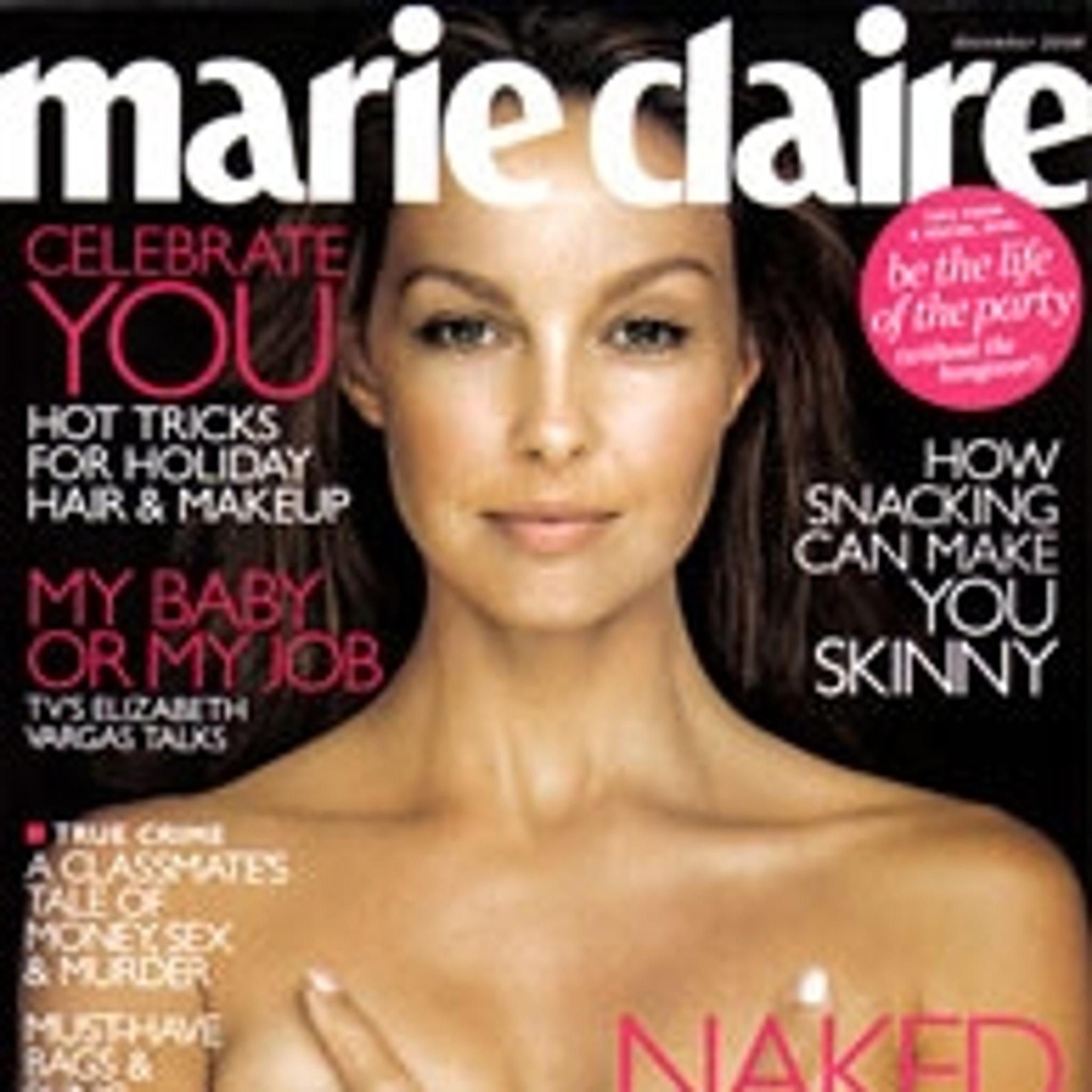 Ashley Judd: Naked Hypocrite