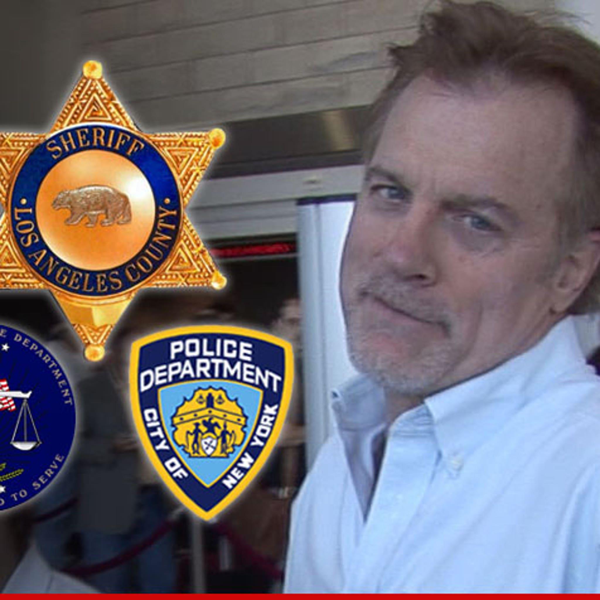 Stephen Collins -- Home Free in Child Molestation Investigations