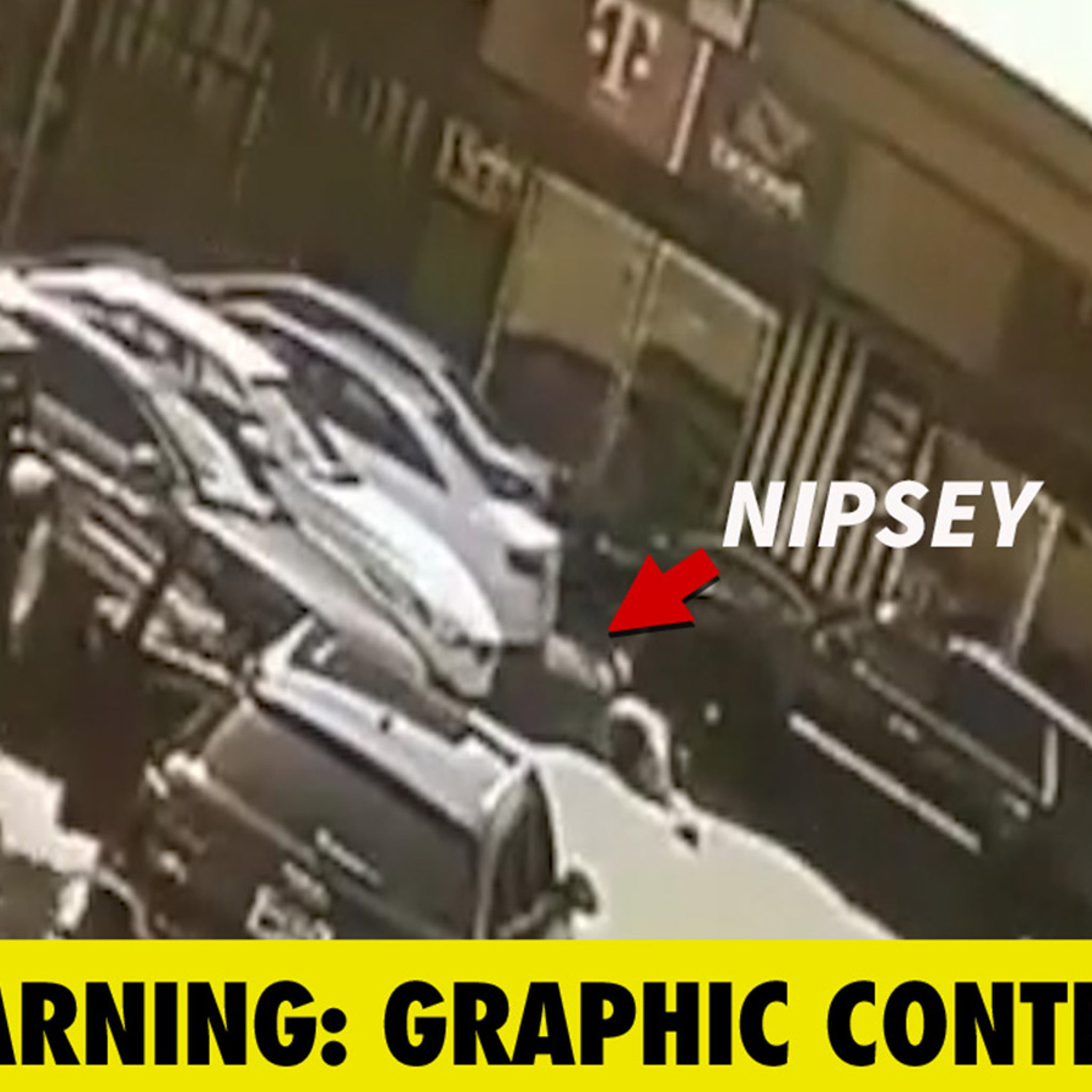 Victim Shot in Nipsey Hussle Murder Arrested For His Gang Ties to Nipsey