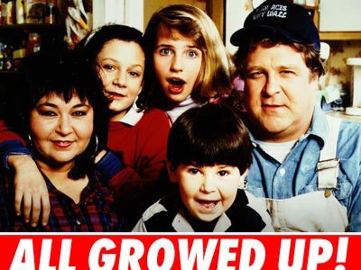 "D.J. From ""Roseanne"": 'Memba Him?!"