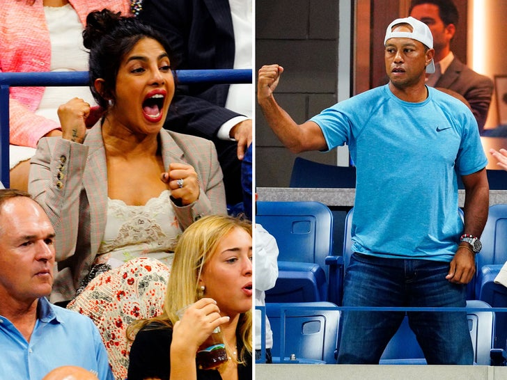Famous Fans at the US Open