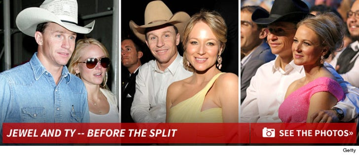 Jewel and Ty Murray -- Before The Split