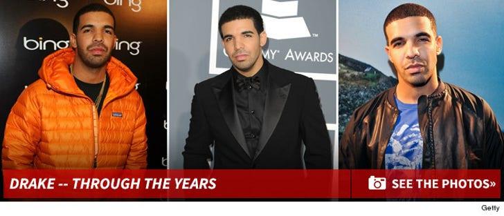 Drake -- Through The Years