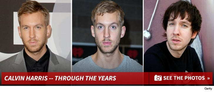 Calvin Harris -- Through The Years