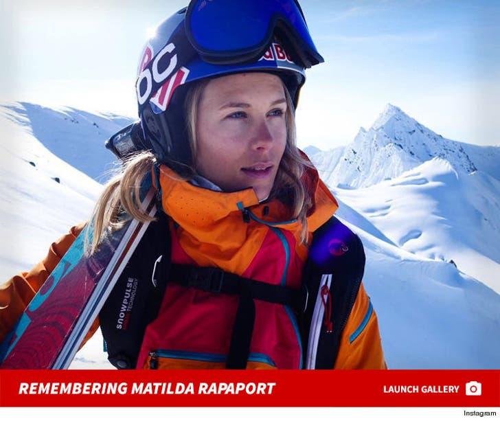 Remembering Matilda Rapaport
